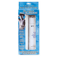 The Original Male Enlargement Cylinder 9 x 3.25''
