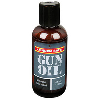 Gun Oil - Silicone Lubricant 120ml (4oz) Bottle