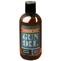 Gun Oil - Silicone Lubricant 237ml (8oz) Bottle