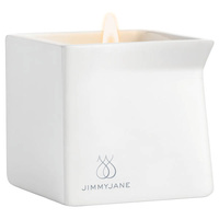 AFTERGLOW Natural Massage Oil Candle - Pink Lotus
