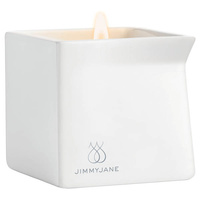 AFTERGLOW Natural Massage Oil Candle- Dark Vanilla
