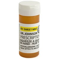Doc Johnson Prescription Lube - 2oz Sweet Mint
