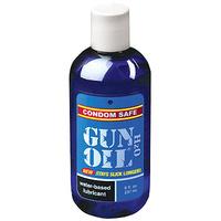 Gun Oil H2O Water Based Lube - 237ml (8oz) Bottle