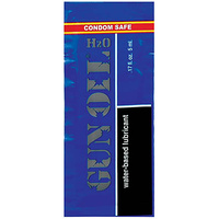 Gun Oil H2O Water Based Lube - 5ml (0.17oz) Sachet