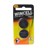 Wincell CR2032 Lithium - 2 Pack