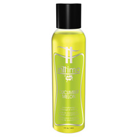 INTTIMO by WET Cucumber Melon Massage Oil - 4oz