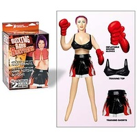 Babe Brittany Boxing Love Doll With Uniform