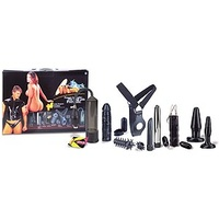 14 Piece Black Warrior Kit