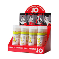 JO Flavored Box 1oz (12 units) Banana Lick