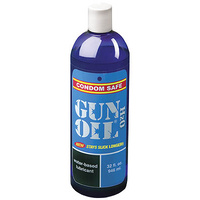 Gun Oil H2O Water Based Lube - 946ml (32oz) Bottle
