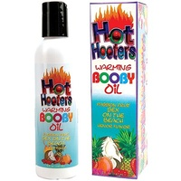 Hot Hooters Warming Booby Oil - Sex On The Beach