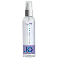 JO 4oz Personal Lubricant AGAPE Women COOL