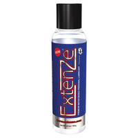 Wet EXTENZE Water Base Premium Lube - 4.8oz