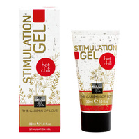 SHIATSU Intimate Stim Gel CHILI - 30ml