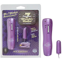 7 Functions Wonder Bullet - Purple