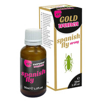 ERO Spanish Fly Women Gold - Strong - 30ml Drops