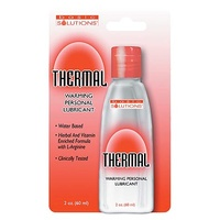 Thermal Personal Lubricant - 2oz