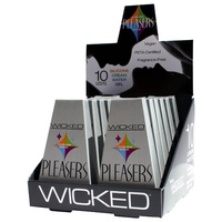 Wicked PLEASERS - Counter Display of 12