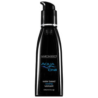 Wicked AQUA CHILL Water Based Cooling Lube - 120ml