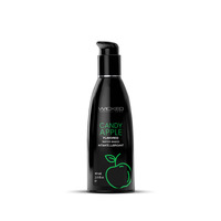Wicked AQUA CANDY APPLE Flavoured Lube - 60ml