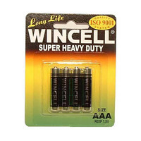 Wincell AAA Super Heavy Duty - 4 Pack