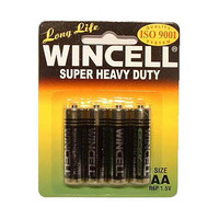 Wincell AA Super Heavy Duty - 4 Pack