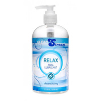 CleanStream Relax Anal Lubricant - 518 ml Bottle