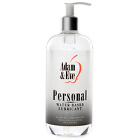 Adam & Eve Personal Water Based Lube- 473ml (16oz)