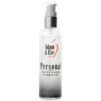 Adam & Eve Personal Water Based Lube - 118ml (4oz)