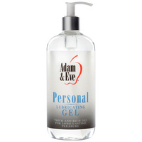 Adam & Eve Personal Water Based Gel - 473ml (16oz)