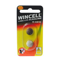 Wincell LR1130 (AG10) - 2 Pack