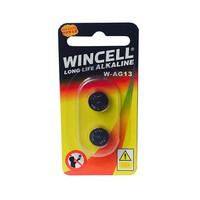 Wincell LR 44 (AG13) - 2 Pack