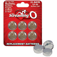 Screaming O AG13/LR44 Batteries - Box of 72