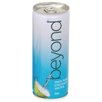 Beyond Coconut Water Case - 24x250ml Slimline Can