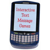 Interactive Text Message Games