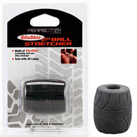 Perfect Fit SilaSkin Ball Stretcher- Black