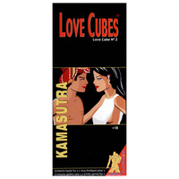 Love Cubes No 2 - Kama Sutra