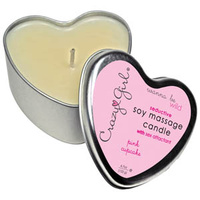Crazy Girl Soy Candle, Pink Cupcake, 4.7oz