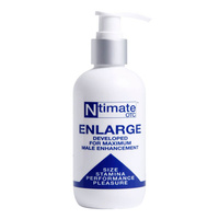 Ntimate OTC ENLARGE Male Cream - 162 ml (5.5oz)