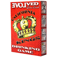 California Kings Card Game