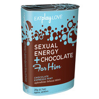 EPL FOR HIM Sexual Energy + Choc Espresso Mints