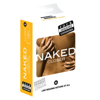 Four Seasons Naked Closer Condoms 6's