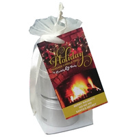 EB Edible Holiday Candle Trio - 3 Pack