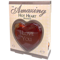 The Amazing Hot Massager Heart Kit - I LOVE YOU