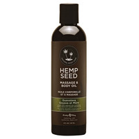 EB Hemp Seed Massage Oil GUAVALAVA - 237 ml