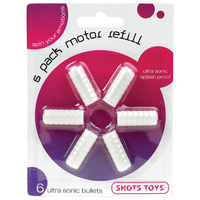 TOUCHE 6 Pack Motor Refill