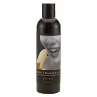 EB Edible Massage Oil - Banana 237 ml
