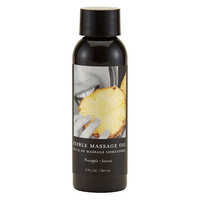 EB Edible Massage Oil - Pineapple 59 ml
