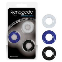 Renegade Stamina Rings - 3 Pack