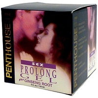 Penthouse Sex Prolong Gel (With Ginseng Root)